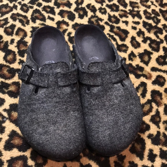 a5869b2dcd1 Birkenstock Shoes - Gray flannel birkenstocks